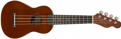 Fender Venice Soprano Ukulele Naturel