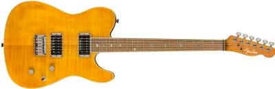 Fender Special Edition Custom Tele FMT HH LRL AMB