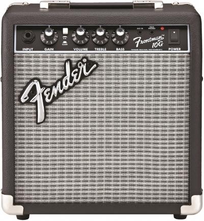 Fender Frontman 10G Black Elektro Gitar Amfisi
