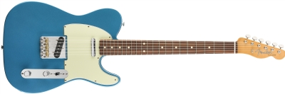 Fender Vintera '60s Telecaster Modified Pau Ferro Klavye Lake Placid Blue