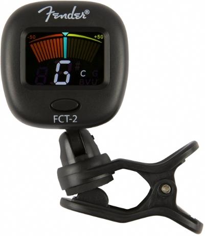 Fender FCT-2 Pro Colour Clip-On Tuner
