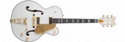 Gretsch G6136CST USA Custom Shop White Falcon