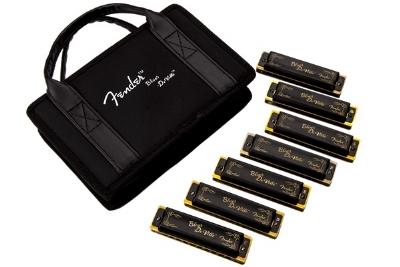 Fender Harmonica Blues Deville 7 Pack