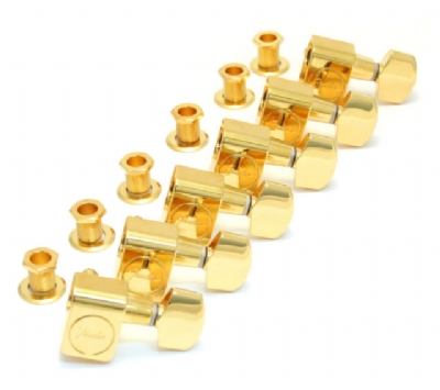 Fender USA Std Strat/Tele Gold Tuners