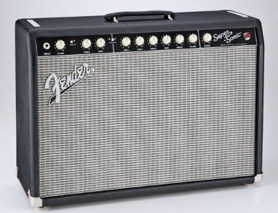 Fender Super-Sonic 22 Combo BLK