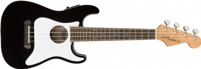 Fender FULLERTON STRAT UKE BLK