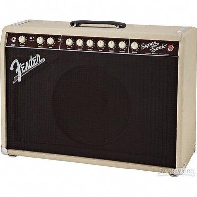 Fender Super-Sonic 22 Combo BLD