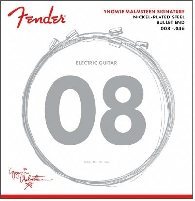 Fender Yngwie Malmsteen Bullet End 8-46