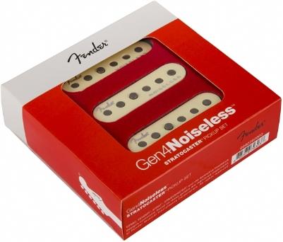 Fender Gen 4 Noiseless Strat Pickups AGWT (3)