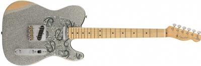 Fender Brad Paisley Road Worn Telecaster MN SSP