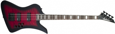 Jackson JS3Q Kelly Bird Bass AH TRB